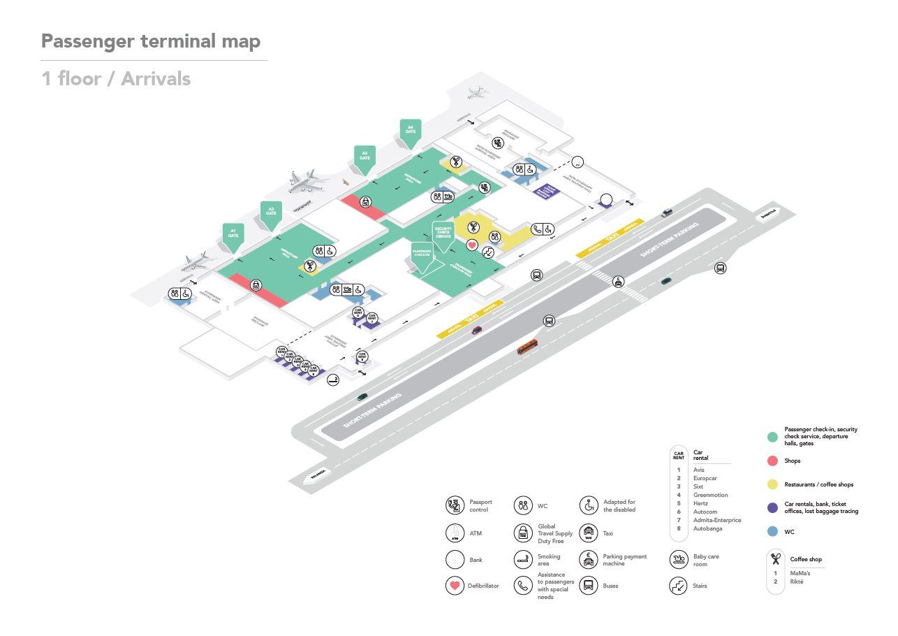Airport terminal map   Palanga airport on map of oman airports, map of south america airports, map of india airports, map of western europe airports, map of aruba airports, map of indonesia airports, map of kazakhstan airports, map of myanmar airports, map of kenya airports, map of iran airports, map of north america airports, map of bolivia airports, map of the dominican republic airports, map of zimbabwe airports, map of u.s. airports, map of swaziland airports, map of taiwan airports, map of sri lanka airports, map of haiti airports, map of north korea airports,
