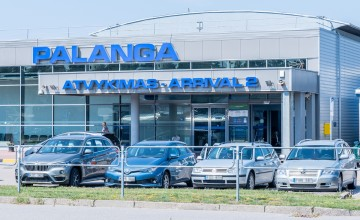 Tax Credits For New Home Construction 2020.The Renovated Palanga Airport Will Open In 2020 Palanga